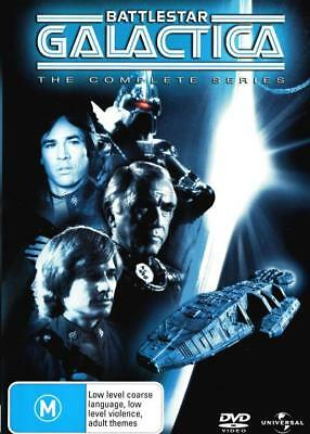 Battlestar Galactica (1978): The Complete Series  - DVD - NEW Region 4, 2