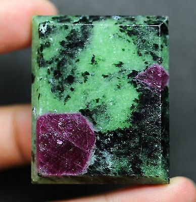 213.7Ct 100% Natural exceptional quality clear Ruby-Zoisite Polished