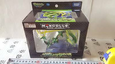 Takaratomy Official Pokemon X & Y Hyper Size HP-07 Mega Rayquaza Anime Japan F/S
