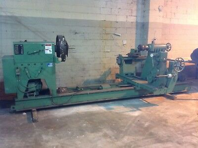 Potter Rayfield James Large High Torque Coil Winder Coil Winding Machine