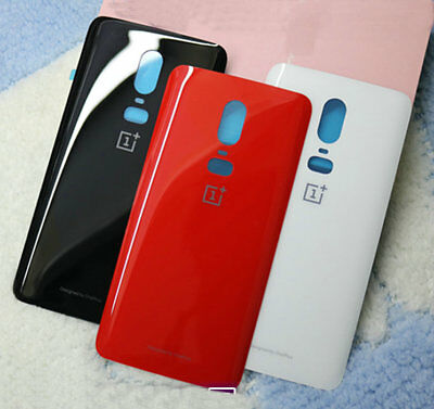 Glass Battery Back Door Cover High quality replacement For Oneplus 6 oneplus6