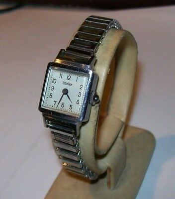 Vintage Watex Swiss Made Art Deco  Watch  15J  - 5105 -