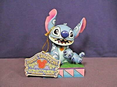 Disney Showcase Collection 'STITCH' by Jim Shore *Ohana Means Family*