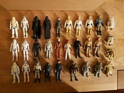 Star Wars Figuren Konvult von Kenner