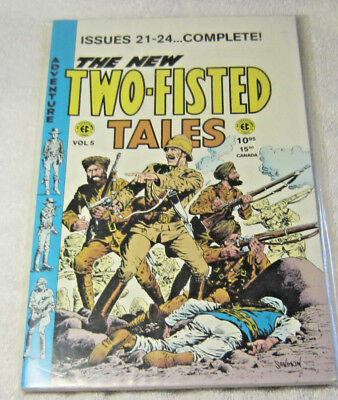 Two-Fisted Tales #21 (Oct 1997, Gemstone) Very Fine Condition