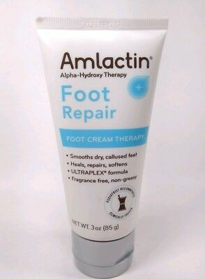 a571501edaade FOOT CREAM THERAPY AmLactin 15% Triple action alpha-hydroxy therapy ...