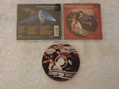 Tom Petty & The Heartbreakers: Greatest Hits CD, Classic Rock, RARE,OUT OF PRINT