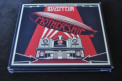 Mothership [Bonus DVD] by Led Zeppelin (CD, Nov-2007, 3 Discs, Atlantic/WEA)