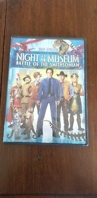 Night at the Museum: Battle of the Smith DVD
