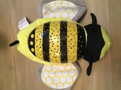 Summer Infant Slumber Buddy Betty the Bee - Excellent Clean Condition