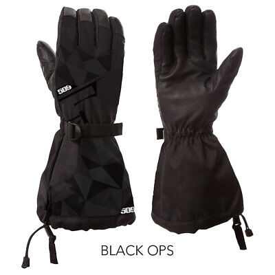 509 MENS Winter Snow Snowmobile BACKCOUNTRY GLOVES -- Large  - 2XL  XXL -  NEW