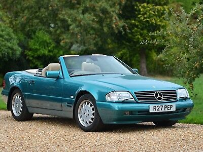 Mercedes Benz r129 320SL roadster only 48000 Miles