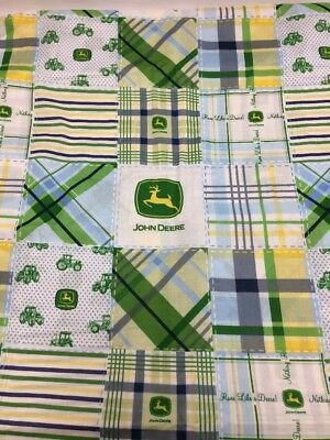 15 Yards Of John Deere Little Farm 100 Cotton Fabric 47 99