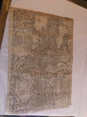 A Map To Explain The History Of The Assyrians Babylonians Medes Persians 1799