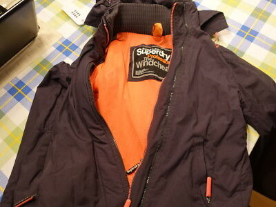 Mädchenjacke Superdry Professional - The Windcheater - XL