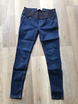 Brand New Without Tags - New Look Super Skinny Under Bump Maternity Jeans Size 8