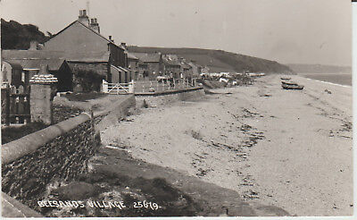Beesands Village   - Real Photo  Postcard # P/u1959 # 15001