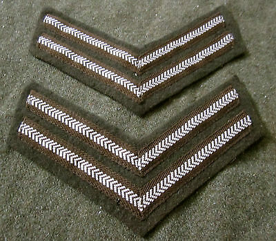 Wwi British Canadian Common Wealth Army Corporal Tunic Jacket Chevrons