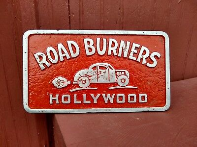 Car Club Plaque Muscle Car Signs Lowrider Impala Mustang Foose Shelby Cobra Sst