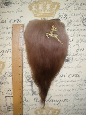 Troll Doll Wig Hair New Mohair Sheepskin Replacement for Dam Scandia Wishnik 3