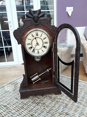 Vintage clock for repair