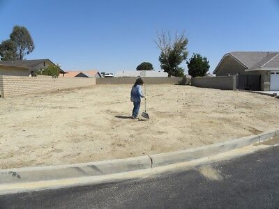 Perfect Building Lot in Silver Springs CA.