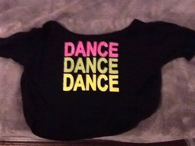 Funky Diva dance top size small