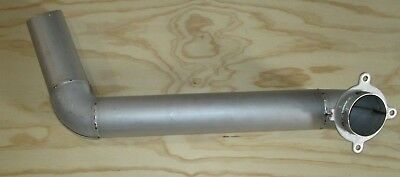Bell 47 Helicopter Exhaust Pipe P/N 47-614-050-13 New Surplus