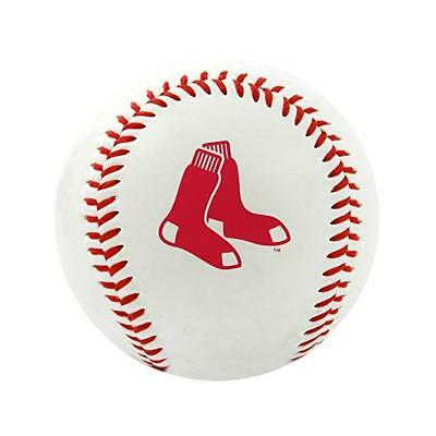 Boston Red Sox Rawlings MLB Team Logo Baseball Ball