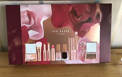 353a25636f6399 TED BAKER TEDS Bouquet Cosmetic Collection Make Up Gift Set. New ...