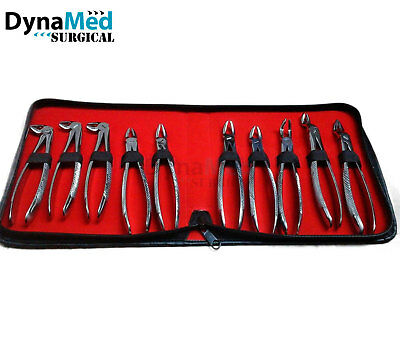 Dental Tooth Extracting Forceps Dental Extraction Forceps Stainless Steel