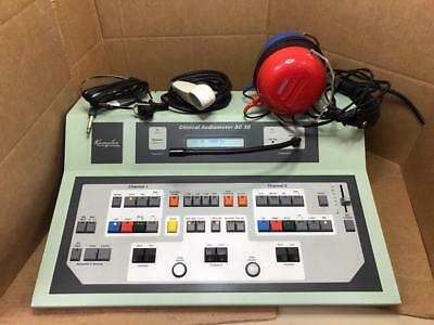 Kamplex AC 30 Audiometer by Interacoustics