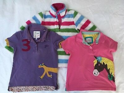 Joules Mini Boden - Fleece And Tops Age 7-8