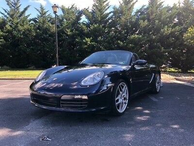 2006 Porsche Boxster S 2006 Porsche Boxster S, 6-Speed Manual, 54k miles, 2 Owners, Garage Kept!