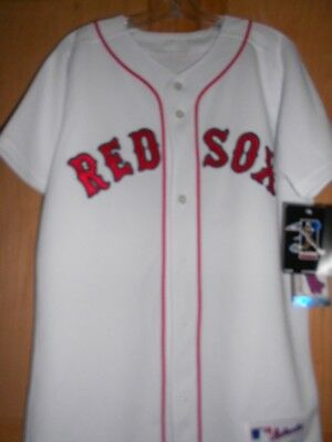David Ortiz Big Papi Majestic Authentic Collection Red Sox Jersey  34 (M-40 802b8ee67