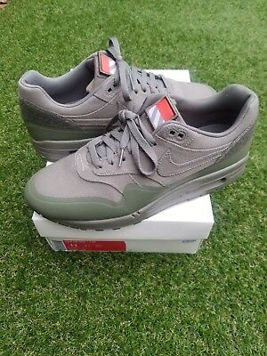 new product 832c3 97a28 Rare 2015 Nike Air Max 1 V SP Patch Pack Steel Green Nike Lab 704901 300
