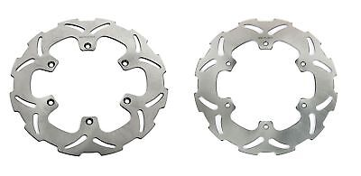 Front Rear Brake Discs Rotors for Yamaha WR250 1992-2000 YZ400F WR400F EBE 1998