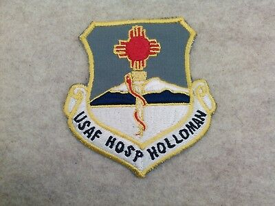 U.s.a.f...united States Air Force Hospital Holloman Air Force Base. 70's, New