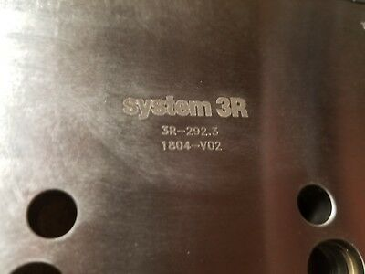 """System 3R 3R-292.3 Wire EDM 0 - 4"""" Supervise - EDM Tooling"""