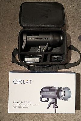 Orlit RoveLight RT 601 HHS (Non-TTL) Moonlight with On Board Power - Bowens