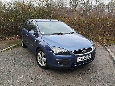 Ford focus 1.6 tdci Estate zetec climate