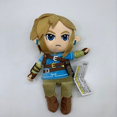 The Legend of Zelda Link Plush Soft Toy Doll Stuffed Animal Teddy 10.5""