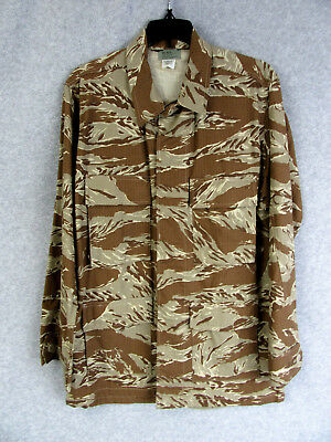 8431fd15bf0d6 US Army Military Vintage Tiger Stripe Camo Jacket Coat Size Small/Reg  TruSpec