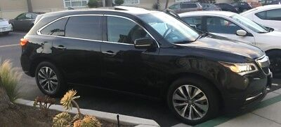 2014 Acura MDX  2014 Acura Mdx, AWD Technology package - $21700 (Daly City CA)
