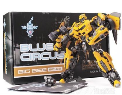 BC Robot Oversized  MPM03 Alloy Bumblebee with Battle Hammer New