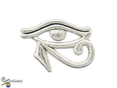 Kemet Egyptian Eye Of Horus Ra Isis Wadjet Pagan Lapel Hat Necktie Tie Pin Clip