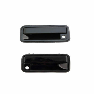 2pcs Outer Outside Exterior Door Handle 77072 77073 for Chevy GMC Pickup Truck