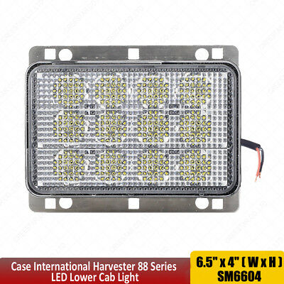 For Case IH 88 Series 3088 3288 3488 3688 5088 5288 5488 4x6 CREE Led headlights