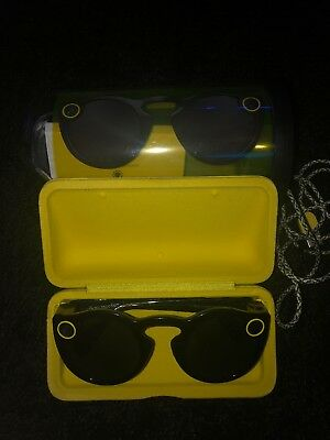 Snapchat Spectacles Sunglasses Black