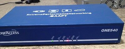 ONEACCESS Network ONE540 XM Gb5T AAPT Switch